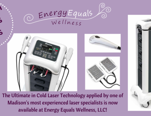 It's Here – The Ultimate in Cold Laser Technology