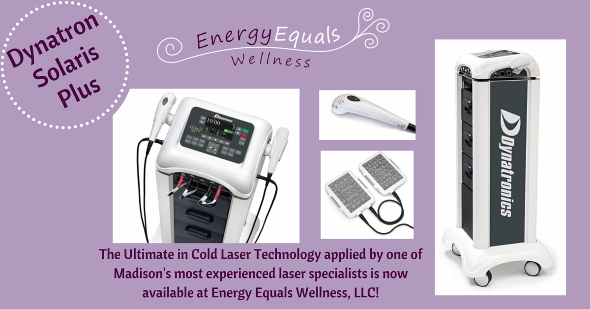 Cold Laser Light Therapy