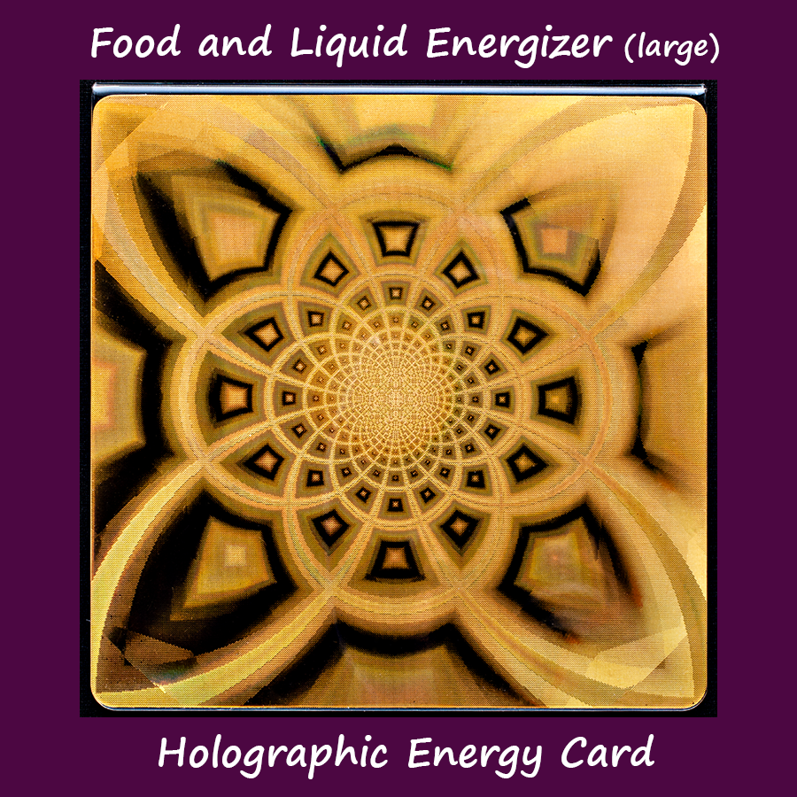 EMF Food Liquid Energizer