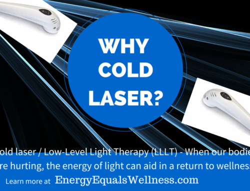 Why Cold Laser?