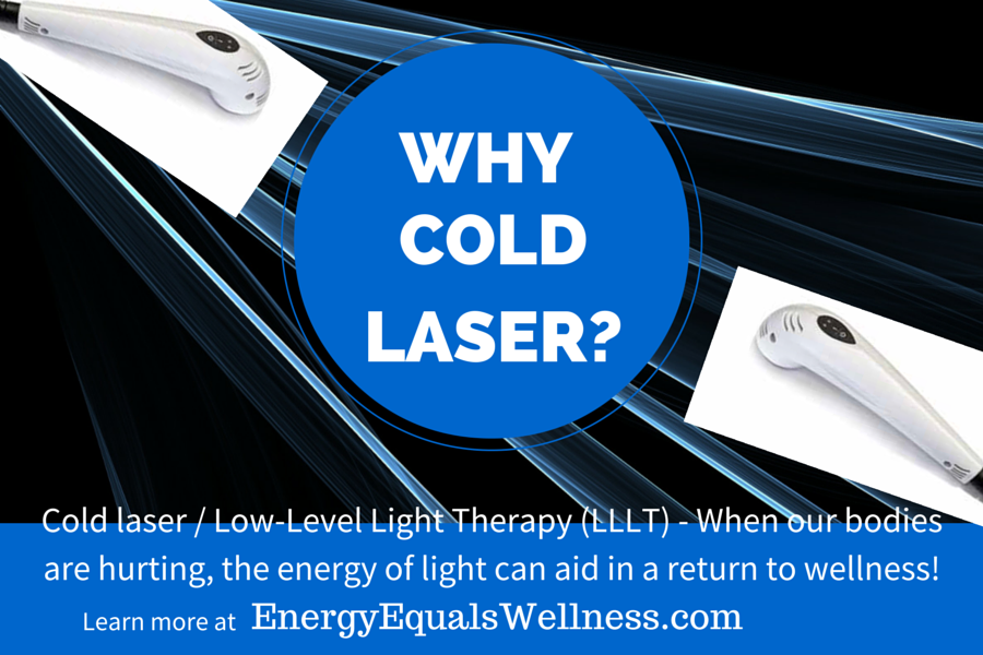 Cold Lase Therapy