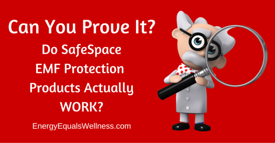 Do SafeSpace EMF Protection Products Work? - Energy Equals